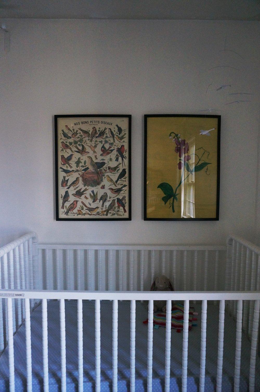 Penelope's Room (Crib + Art) | Cassia & Co.