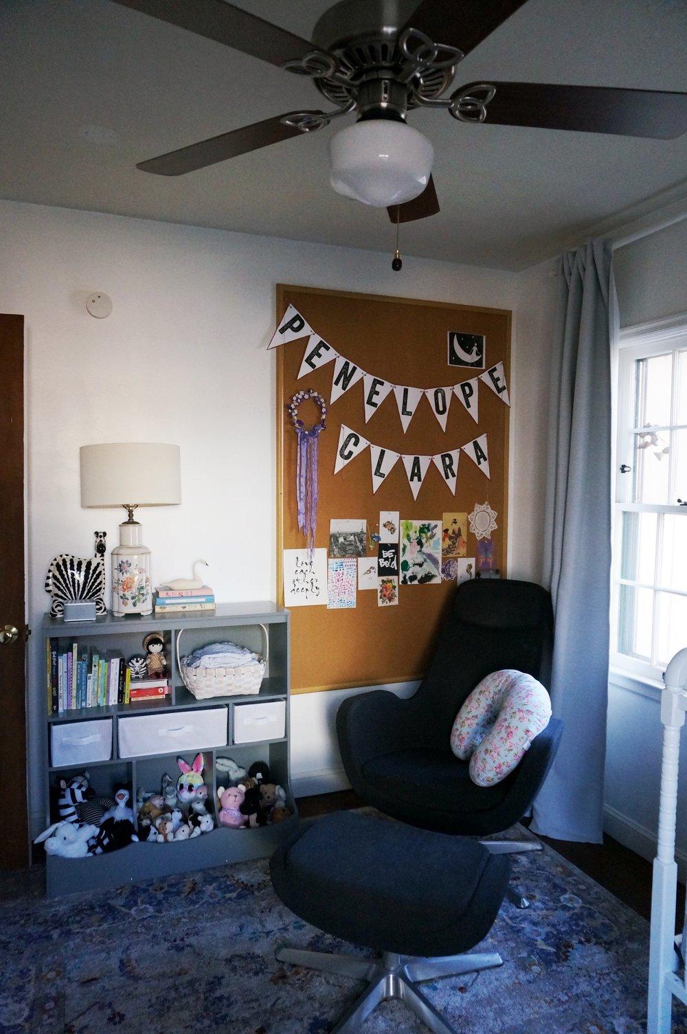 Penelope's Room (Sitting area) | Cassia & Co.