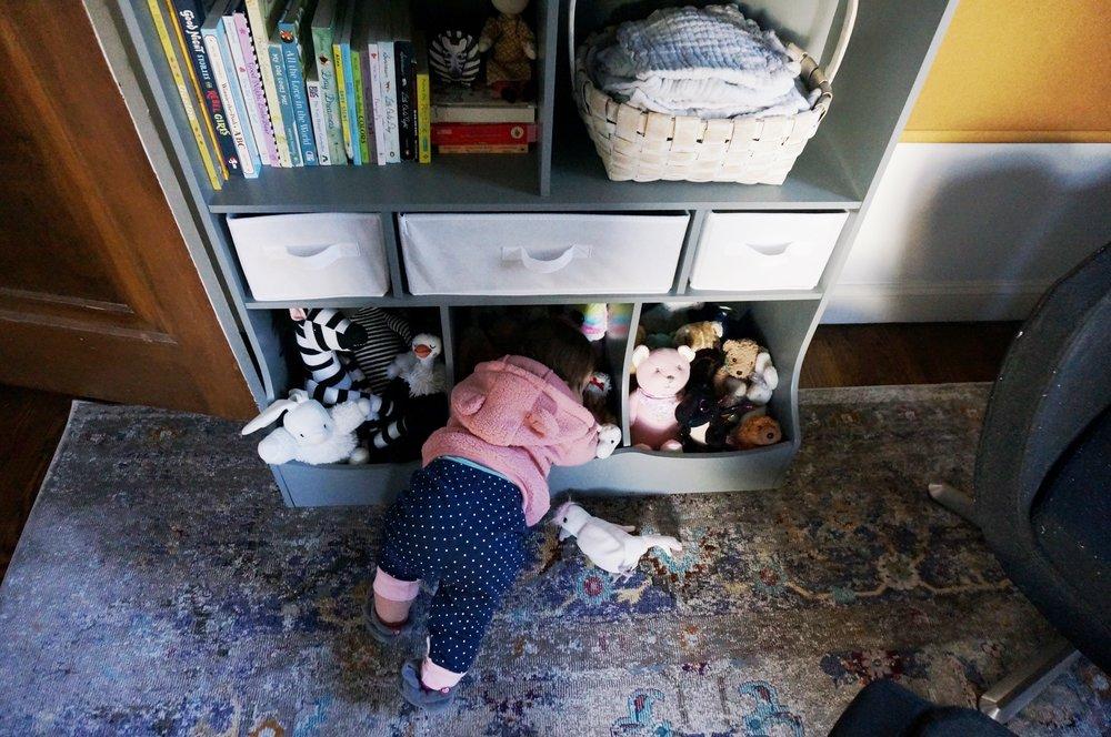 Penelope's Room (Toy Storage) | Cassia & Co.