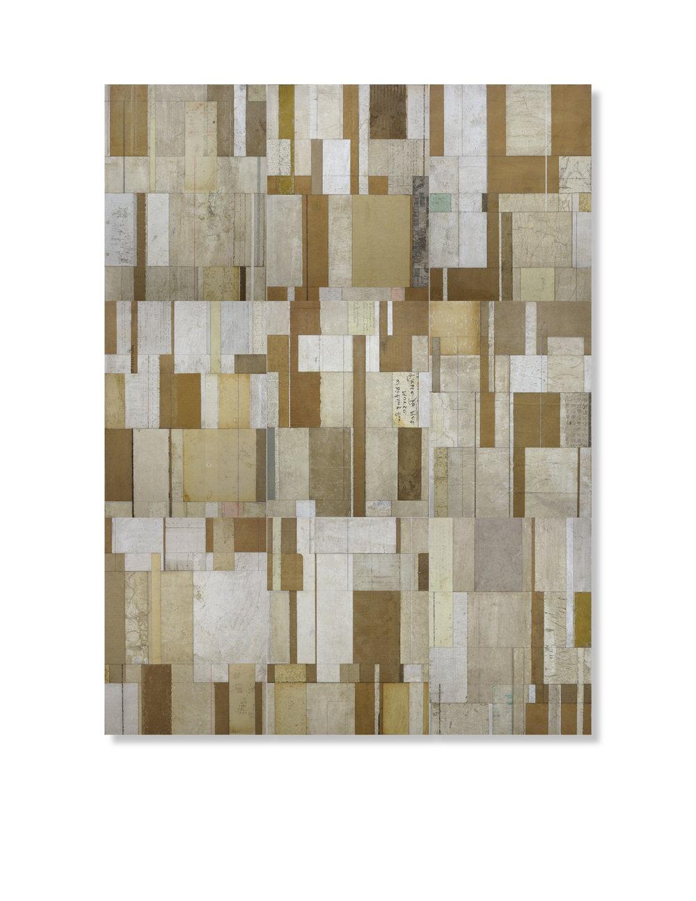 9 Panel Kraft