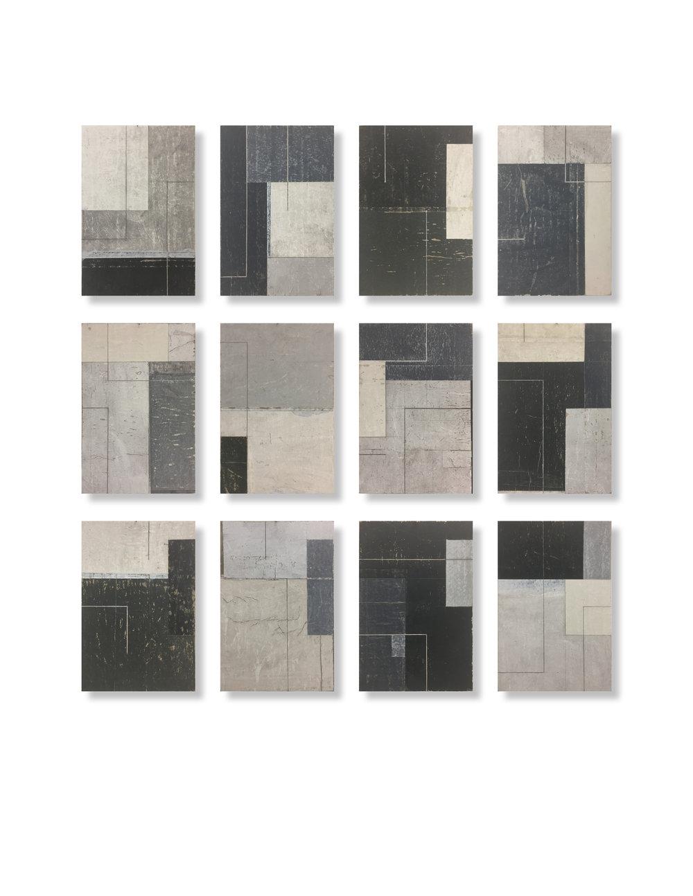12 Panel Grid
