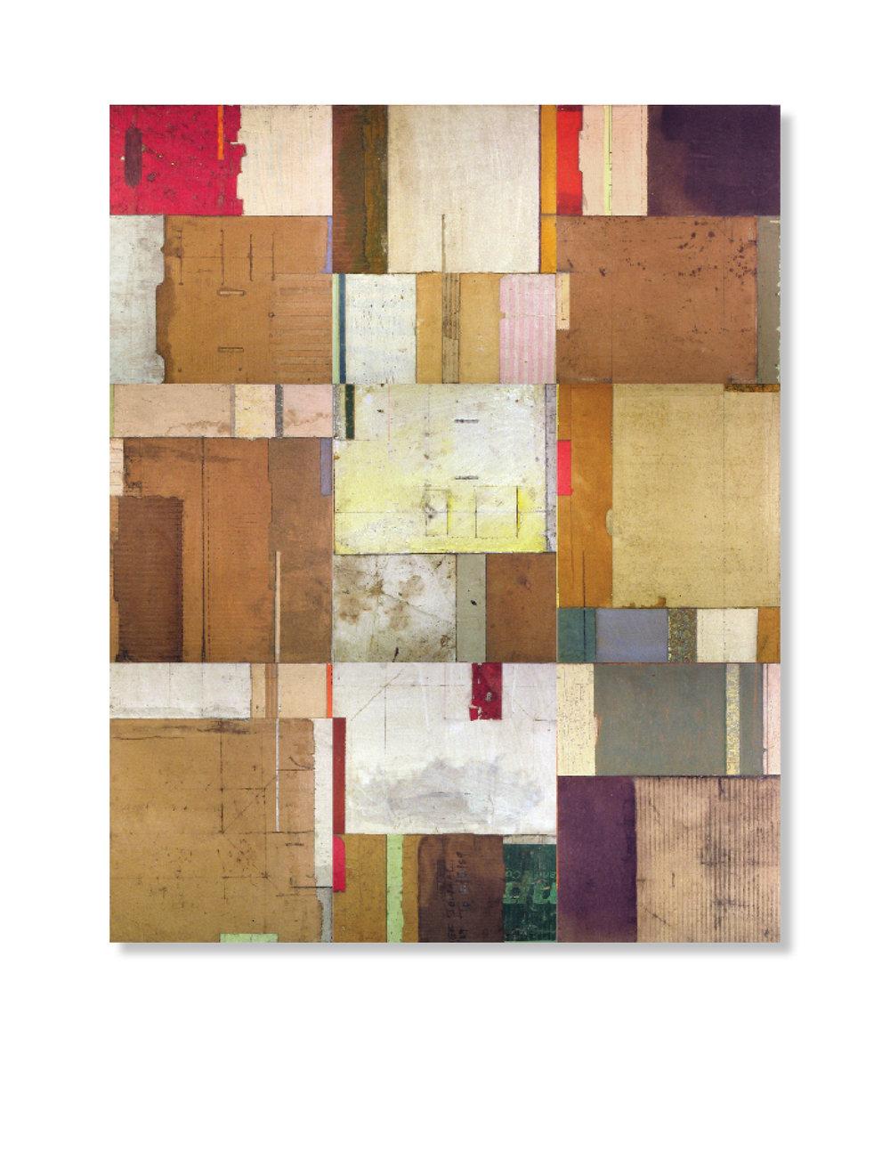 9 Panel Color
