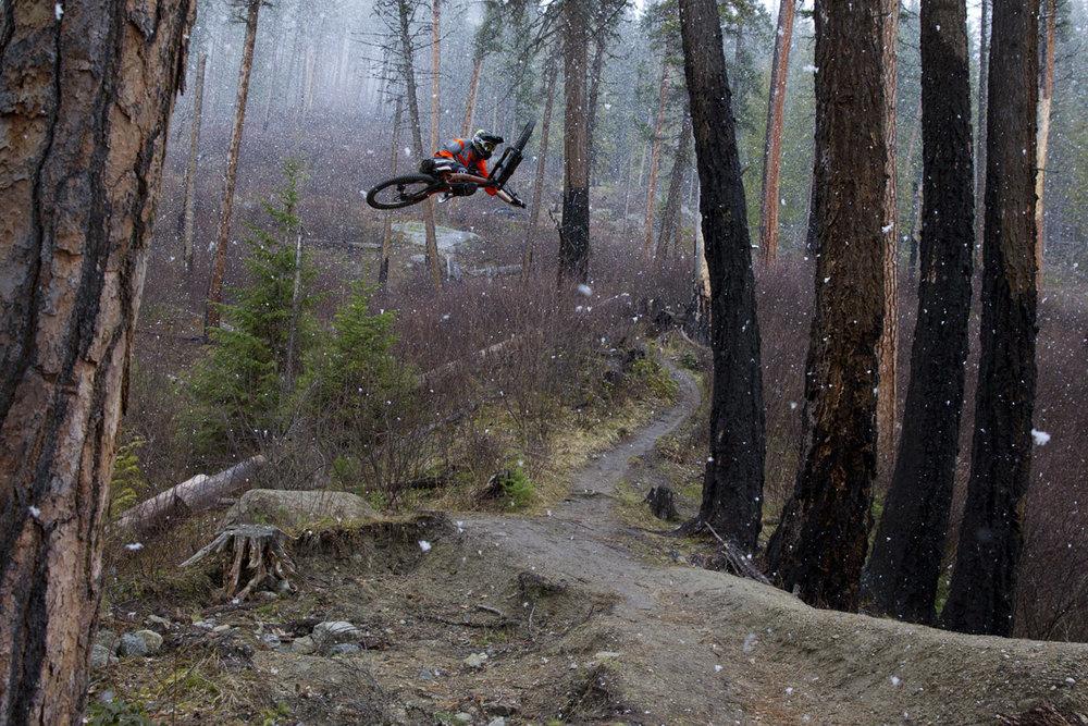 Kurt Sorge Kokanee Park, British Columbia