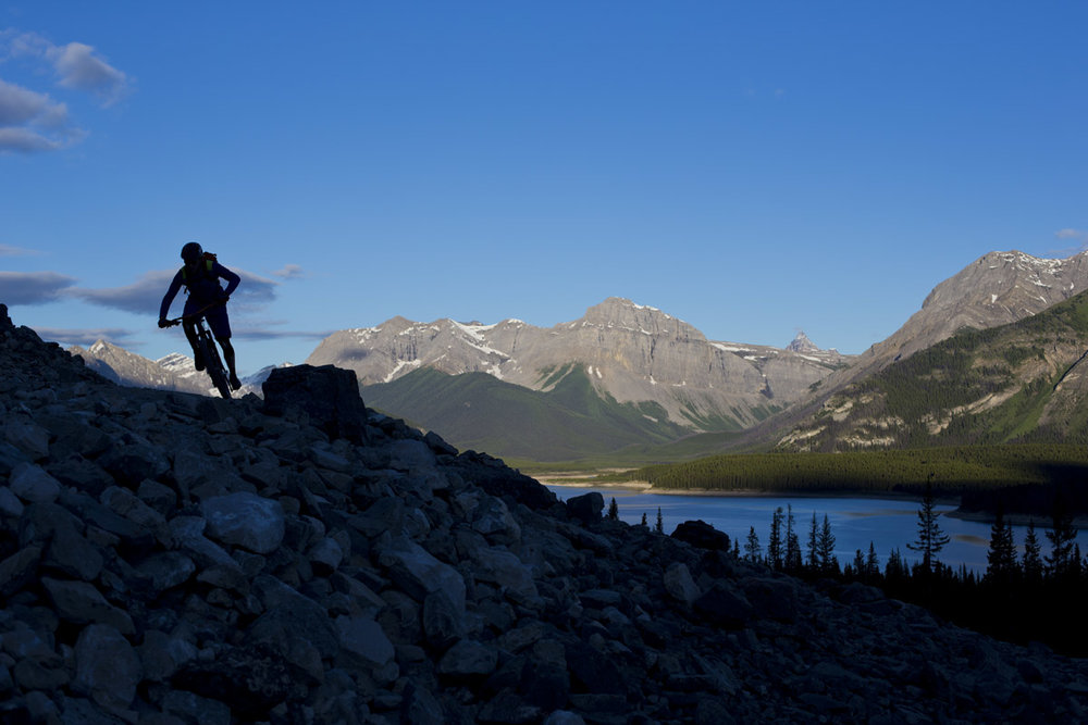 Dave Harder Kananaskis Country, Alberta