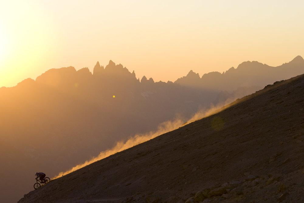 Mark Hendrickson Mammoth Mountain, California
