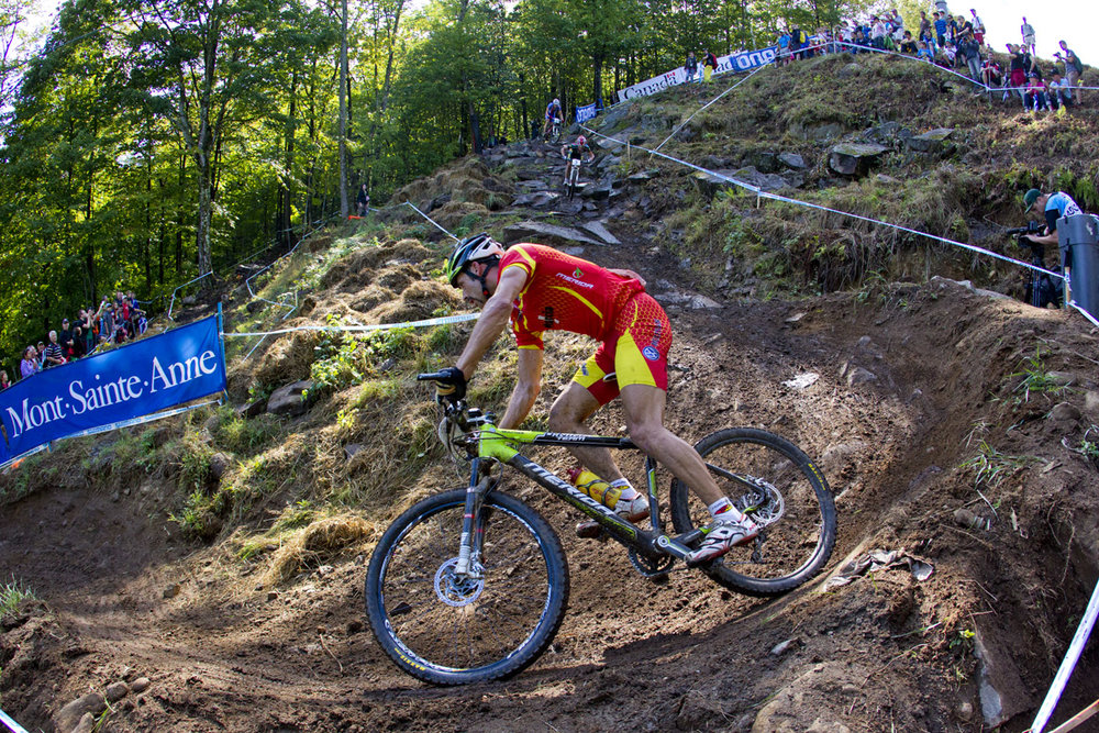 Jose Antonio Hermida Quebec World Championships