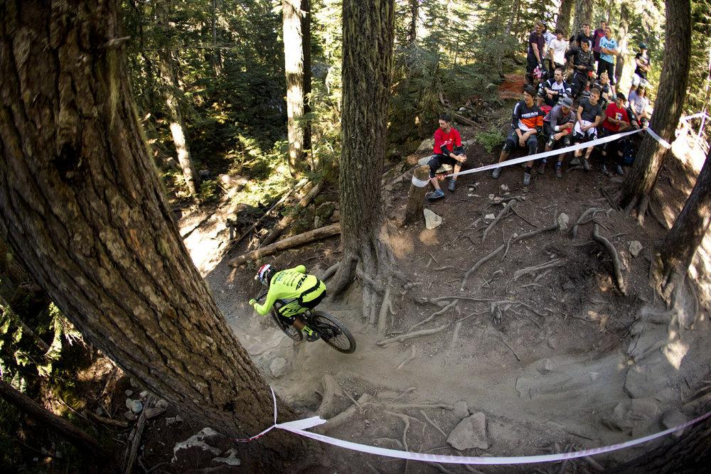 Frederico Viera De Costa Whistler Crankworx Garbanzo Downhill