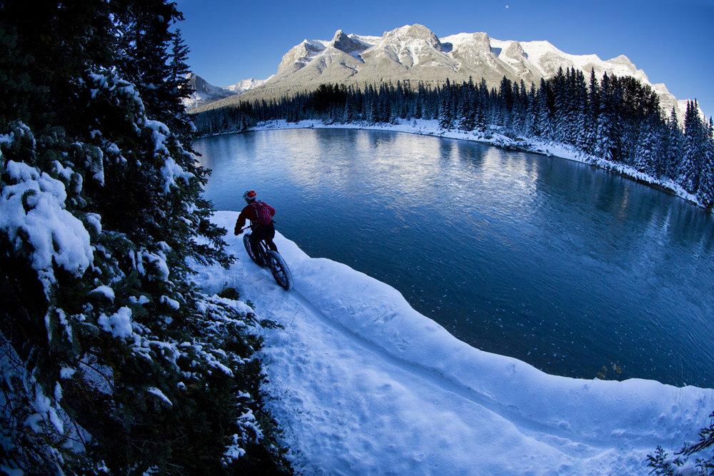 Torben Jensen Bow River, Alberta