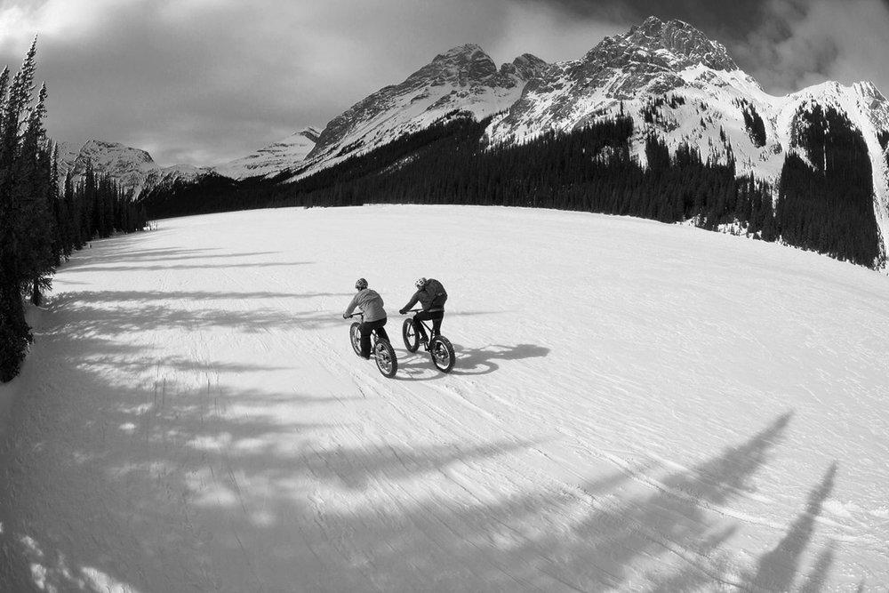Jay Balabas & Dirk Dorenbos Kananaskis Country, Alberta