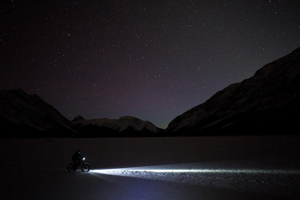 Jean Francois Bedard Spray Lakes, Alberta