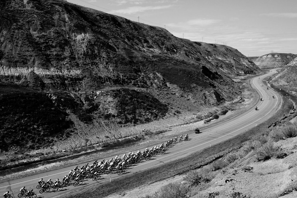 Tour of Alberta Drumheller, Alberta