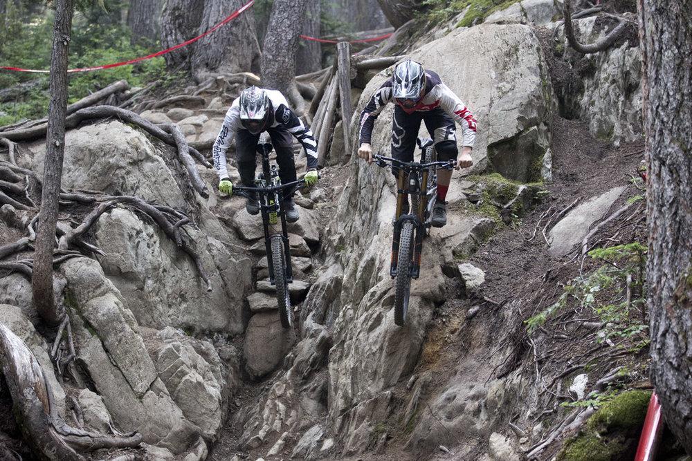 Pete Verheyde & Dylan Fysh Whistler, British Columbia