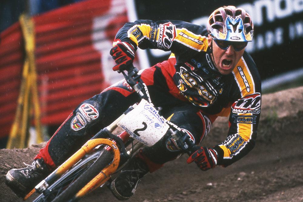 John Tomac - 1999 Sea Otter Classic