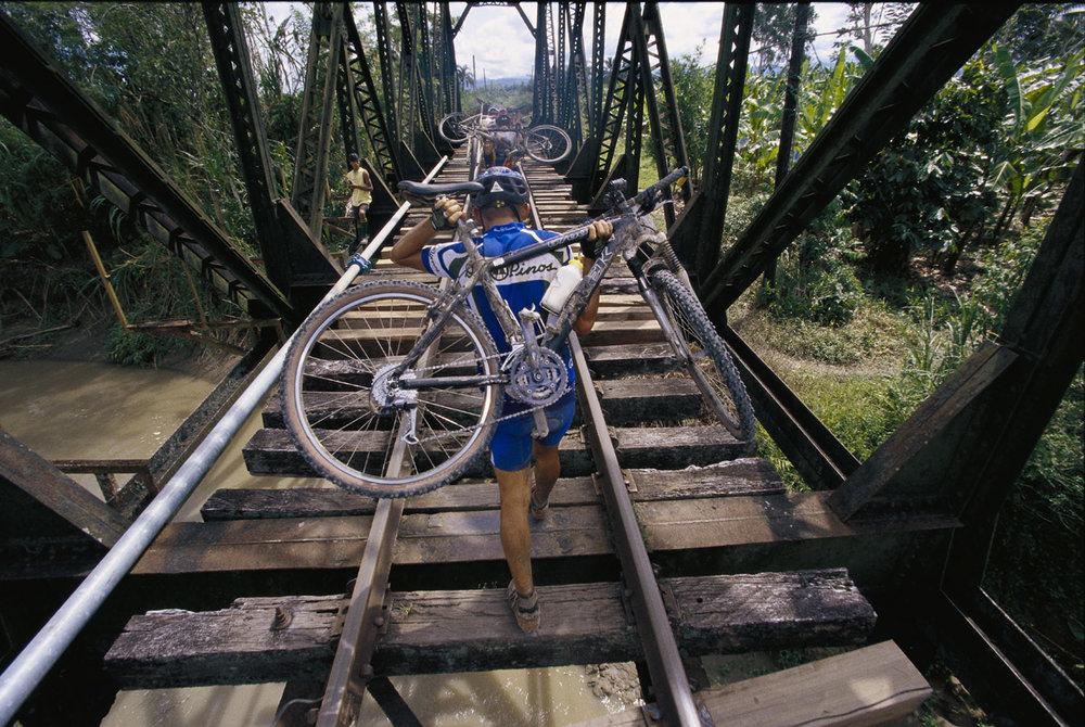 La Ruta de los Conquistadores - 2003 Costa Rica