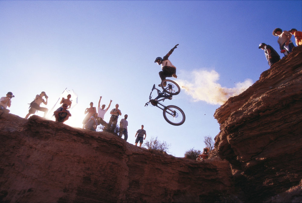 Mike Kinrade - 2003 Red Bull Rampage
