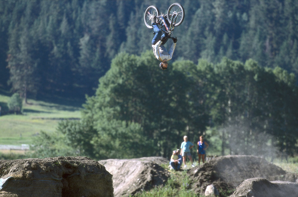 Timo Pritzel - NWD 3/2002 Helltrack, British Columbia