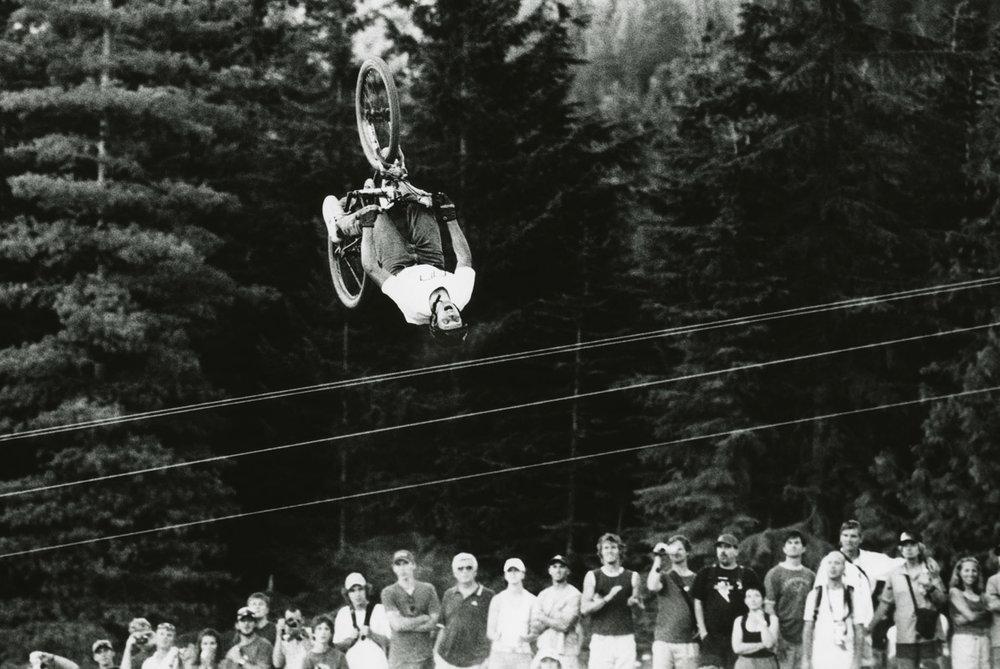 Paul Basagoitia wins 2004 Crankworx Whistler, B.C.