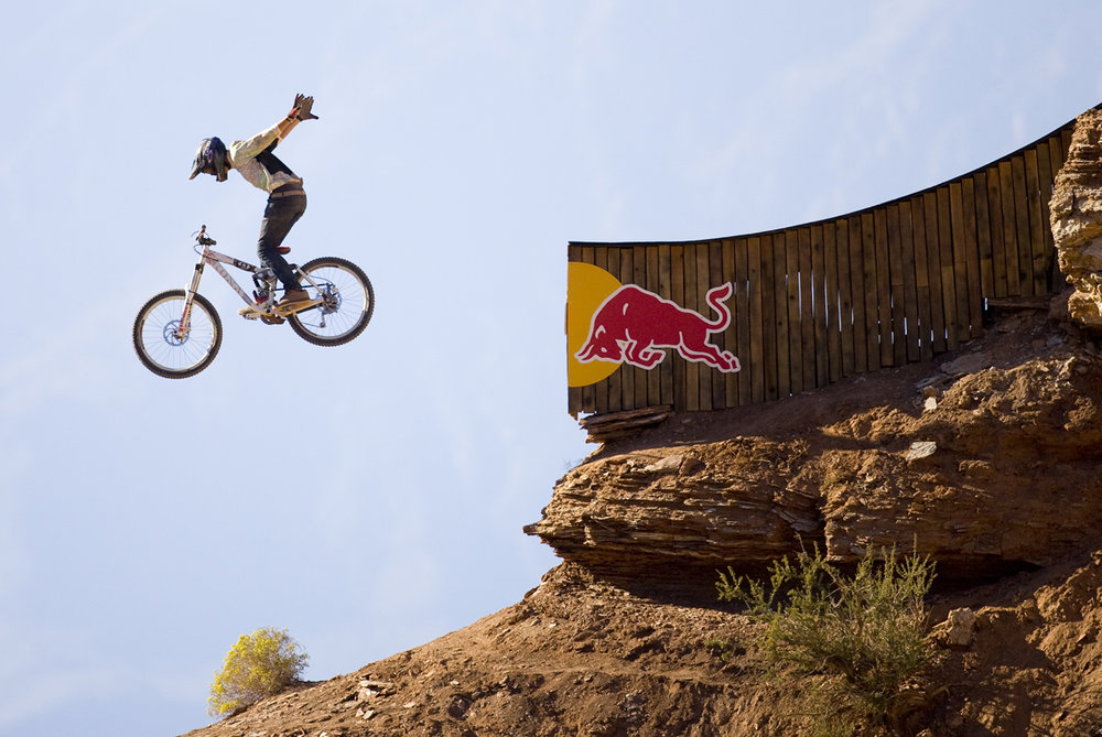 Red Bull - Red Bull Rampage