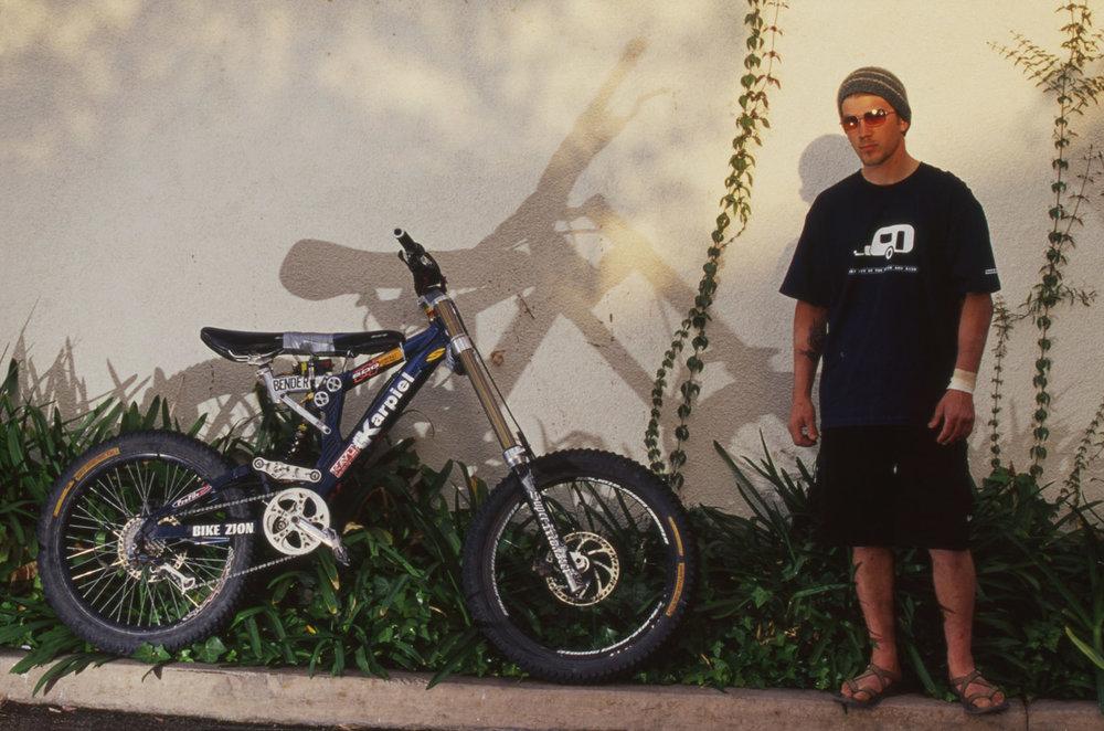 Josh Bender - NWD 3/2002 Moreno Valley, CA