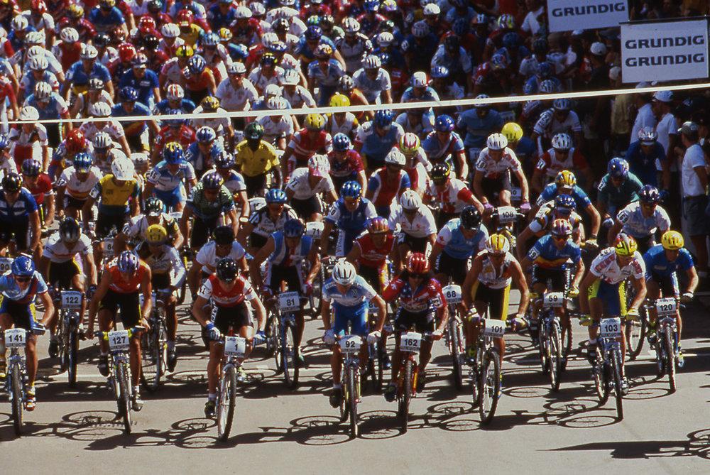 1994 World Mountain Bike Championships Vail, Colorado