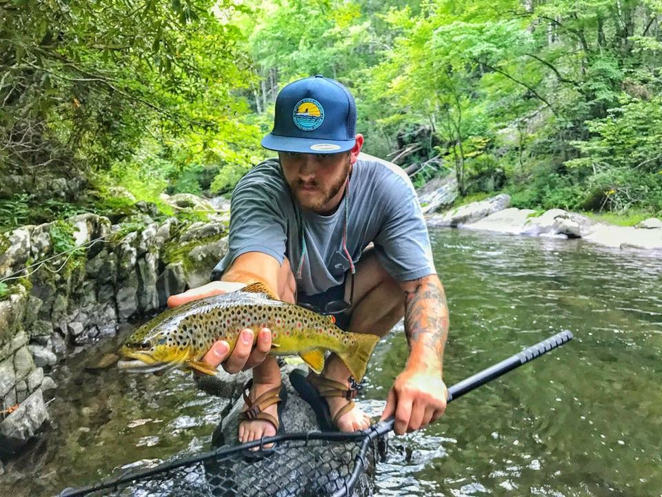 SMOKIES FISHING REPORT - GIVING YOU THE BEST UP TO DATE INFO