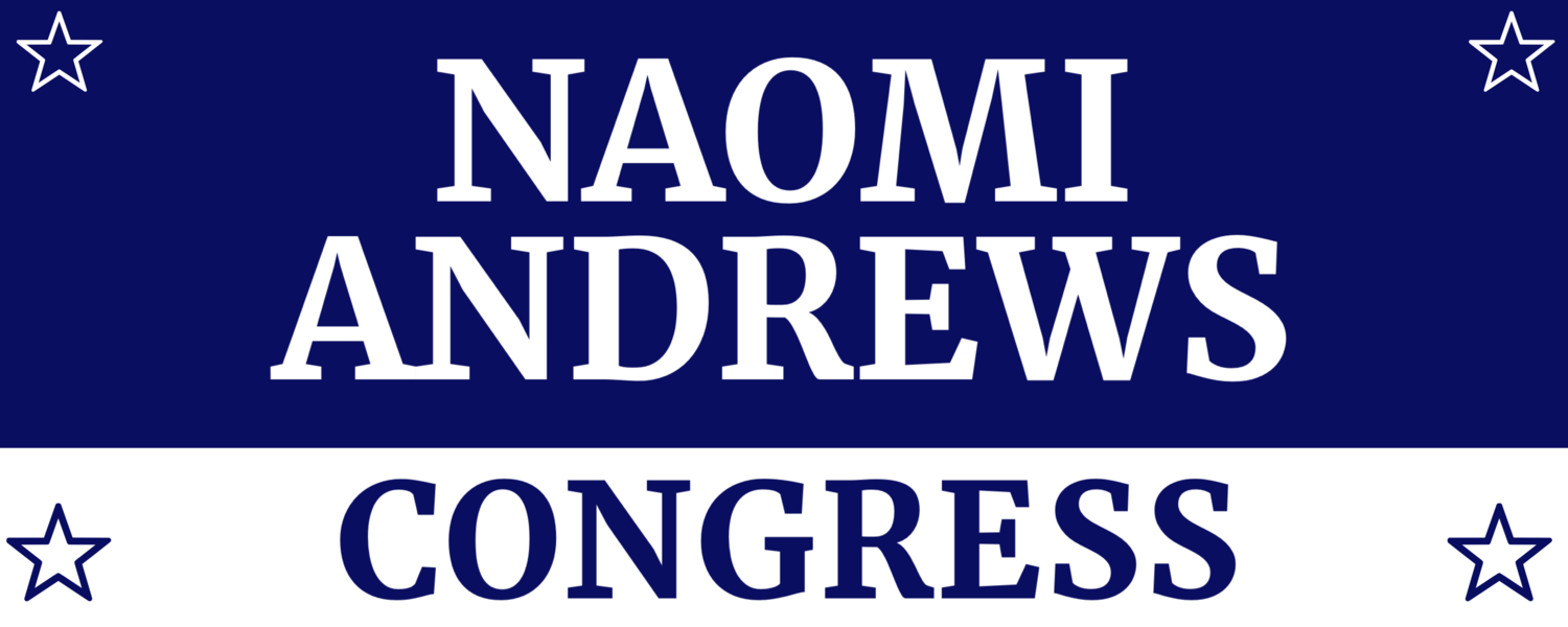 Naomi Andrews for Congress