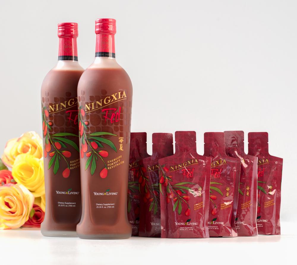 NingXia RedAntioxidant Drink - Premium Starter Kit