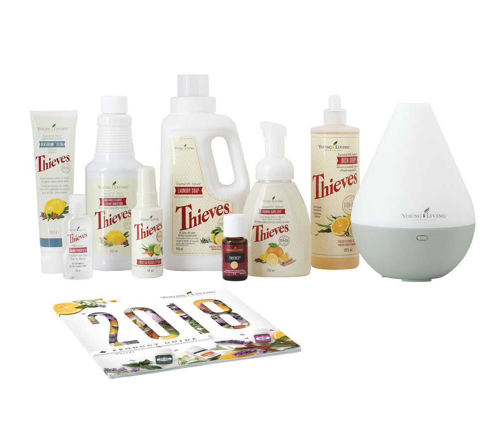 Thieves Eco-Green - Premium Starter Kit