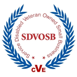 Siege USA LLC is a registered SDVOSB through VIP under DUNS # 047519094