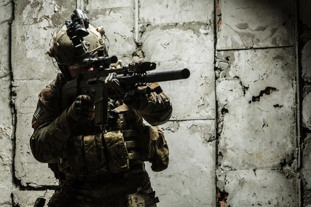 Siege Military