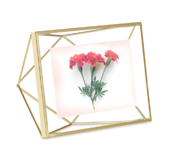 Gold Picture Frame LG / #021 / $8