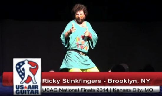 Ricky Stink