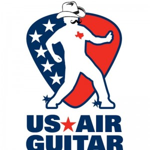 Houston Air Guitar logo