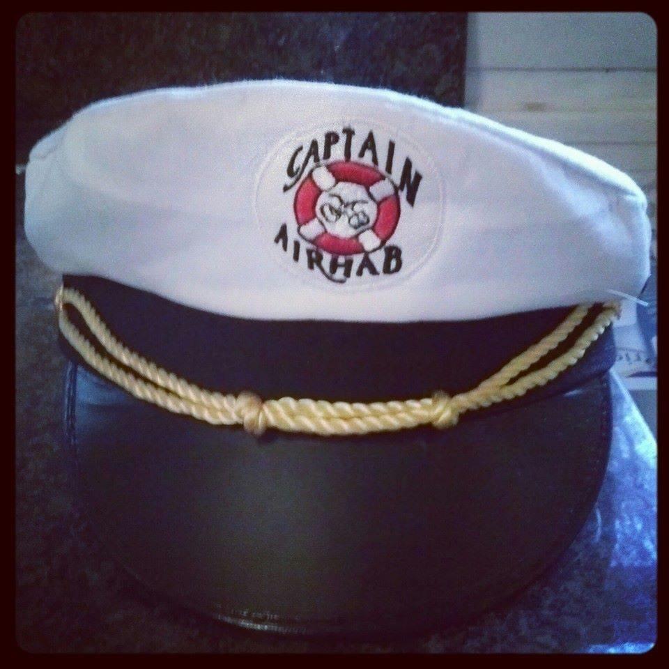 CaptAirHat
