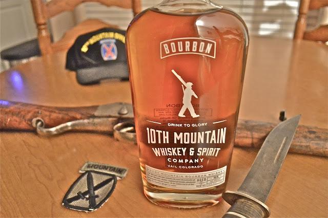 10th mountain bourbon
