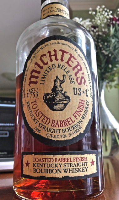 Michter's Toasted Barrel Bourbon 2018.jpg