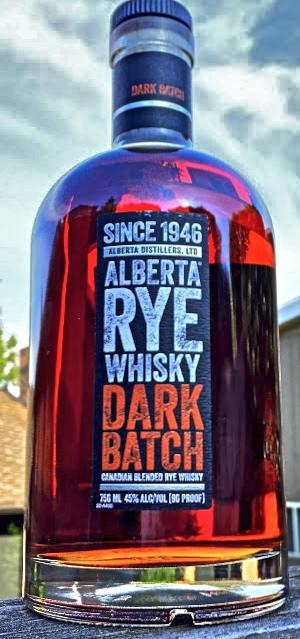 Alberta Rye Dark Whisky.JPG