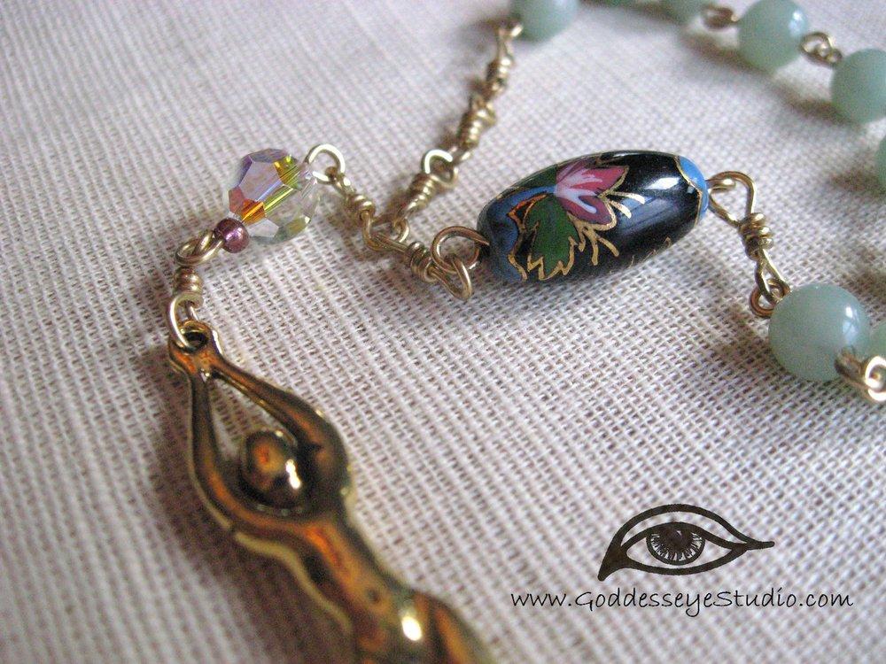 Aventurine Lotus Goddess Chaplet2.jpg