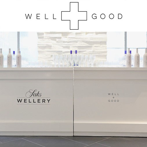 "Well + Good, ""Go Behind The Scenes of Saks Wellery"""