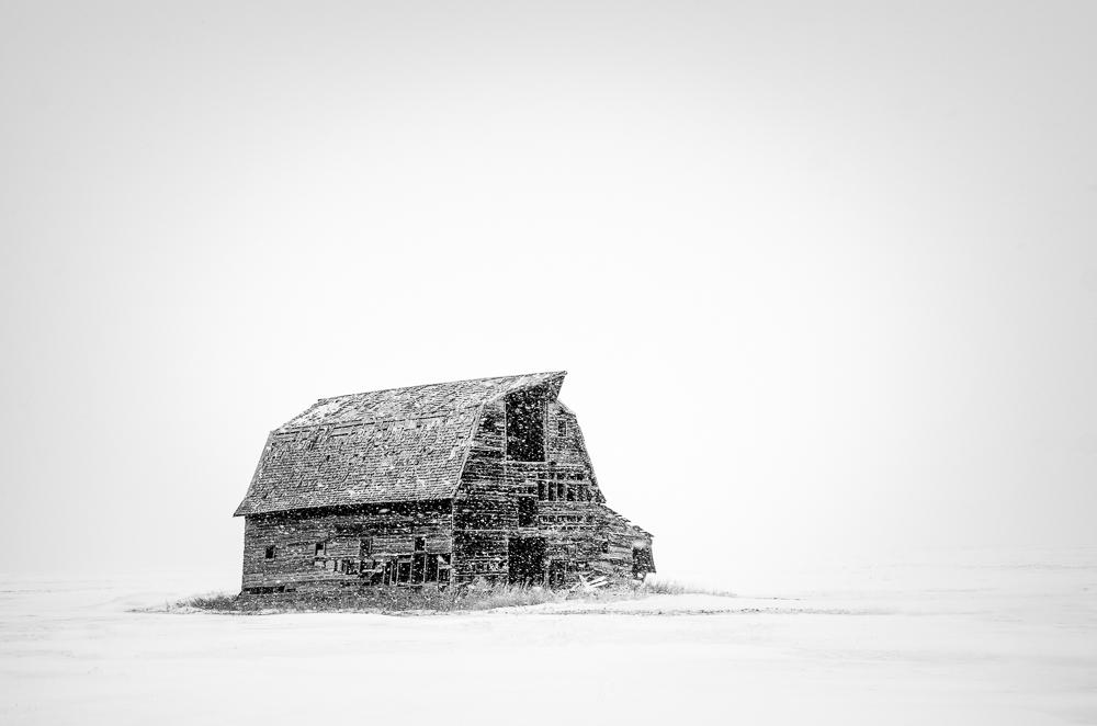 Andrew Greenhill - Winter in Alberta Canada