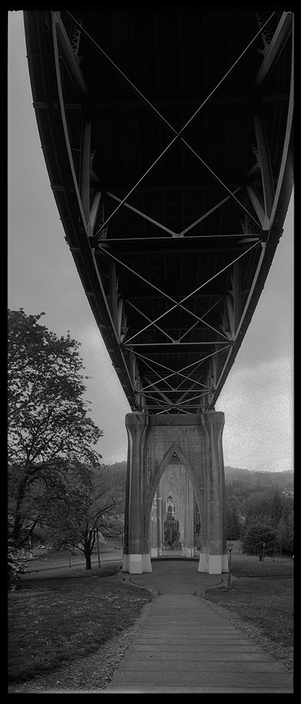 Tommy Spencer: St. Johns Bridge