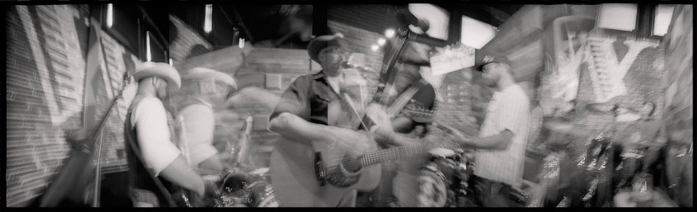 Tommy Spencer - Lonesome Bilies Pano with LomoLCWide