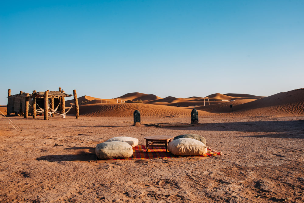 A Home in the Sahara