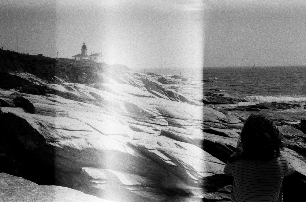 Beavertail Light Leak