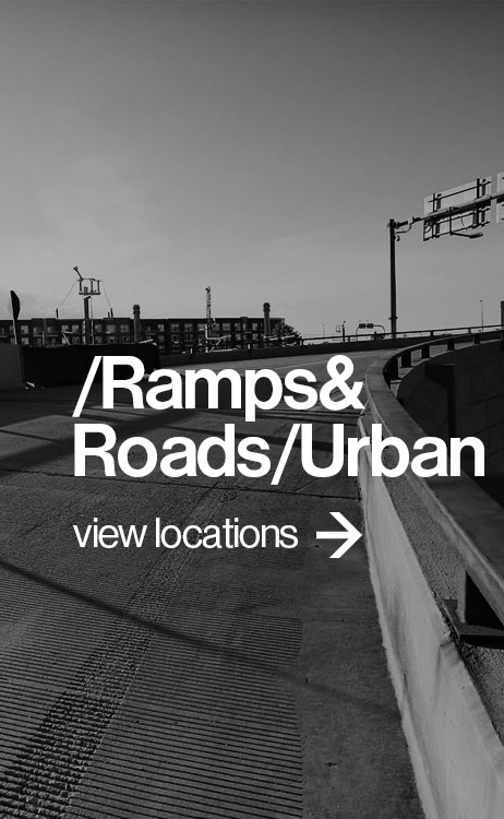 Urban Ramps and Roads
