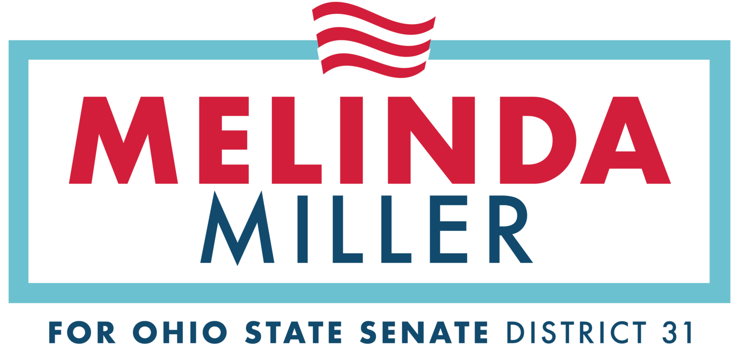 Melinda Miller for Ohio Senate District 31