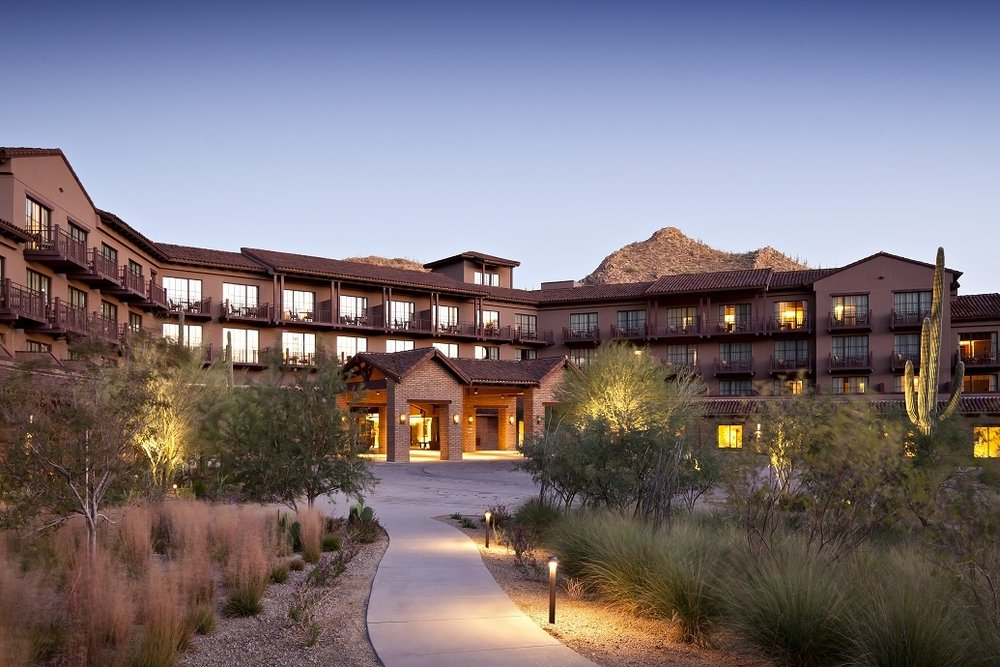 THE RITZ=CARLTON    DOVE MOUNTAIN