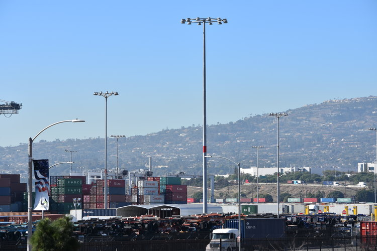 port terminal high mast lighting led conversion h3 solutions
