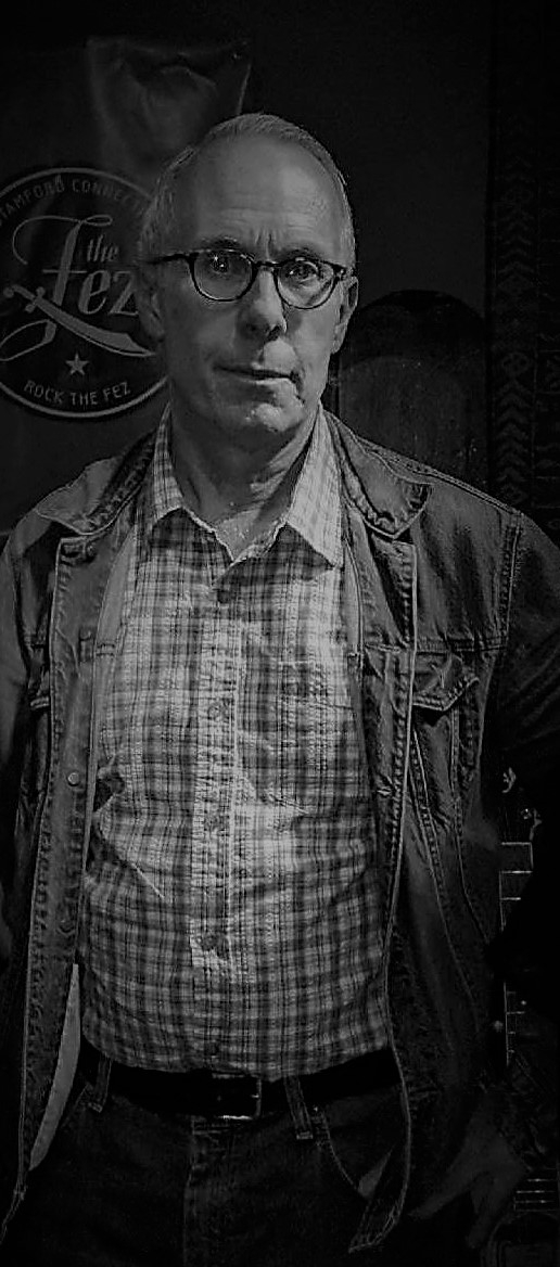 """Who is Steve Barat? - Speaking off the record, those few brave souls who would even admit to a passing acquaintance with Steve had this to say about him, """"contrarian"""", """"poseur"""", """"difficult"""", """"a Luddite"""", """"washed-up rocker""""…. One critic noted, """"It's amazing to me that anyone would hire him as a sideman after some of the train wrecks I've seen him cause on stage."""" His former therapist was heard to slur in a dingy after-hours joint, """"Even on his best days, Steve has a tenuous grasp on reality."""" When repeatedly pressed to provide some biographical info, this was his laconic response, """"The past is a cancelled check. I'm lucky if I can remember what I had for breakfast a few hours ago. You're only as good as your last gig, right? Well, I vaguely recall that I showed up for it (admittedly late after getting lost en route), and that no one in the audience threw anything at us during the performance. That's a good gig, right? What more do you need to know???"""" These days Steve is barely able to find employment as a private investigator. He spends his time tending his herb garden, studying ancient Taoist texts, and curating his impressive collection of Spam haiku."""