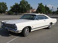 1968 Ford Galaxie two-door (not RJ's but the same)